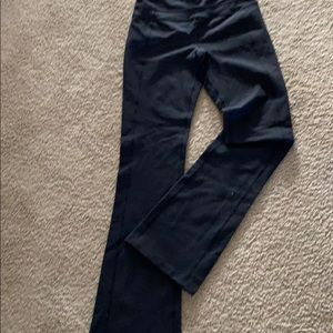 Lululemon Dark Denim Boot Leg